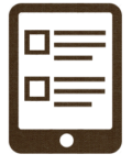 score sheet icon