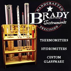 Brady Instruments logo