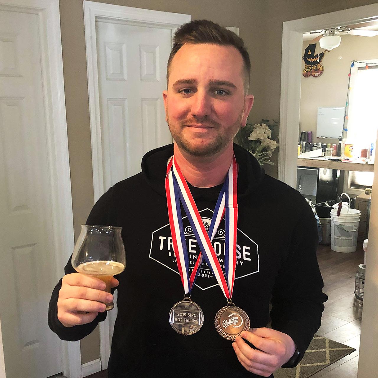 2019 SJPC 3rd place Jeff Neville