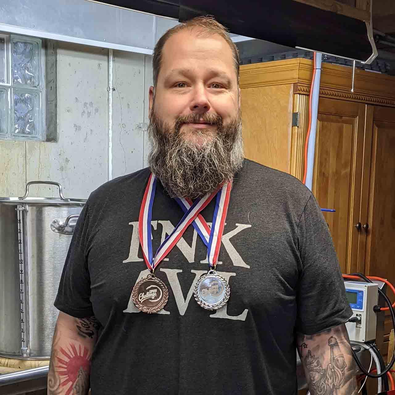 2020 SJPC 2nd Place Winner Wally Feck